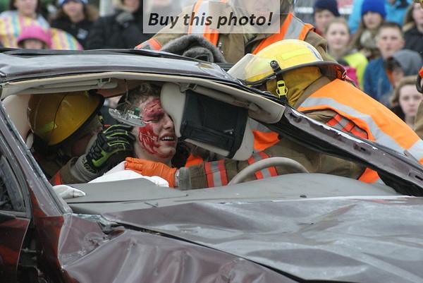 B-B-E Mock Crash