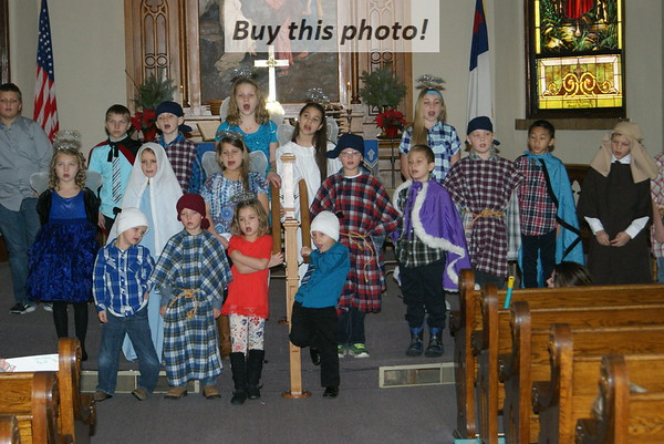 Big Grove Lutheran Christmas program 12-11