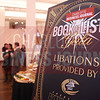 VIP guests enjoy cocktails and appetizers at the CBJ Book of Lists Gala held at the Foundation For The Carolinas on Jan. 28.