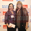 Carolyn Tibbetts and Irene Crespo-Gonzalez of Keller Williams Realty pose for a photo at the CBJ Book of Lists Gala held at the Foundation For The Carolinas on Jan. 28.