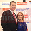 Derek White and Shelley White pose for a photo at the CBJ Book of Lists Gala held at the Foundation For The Carolinas on Jan. 28.