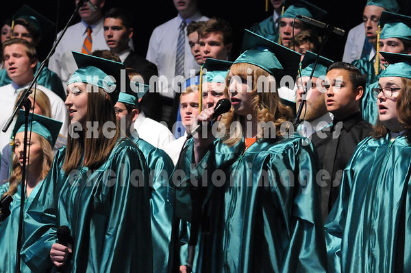 2016 Borah High School Graduation