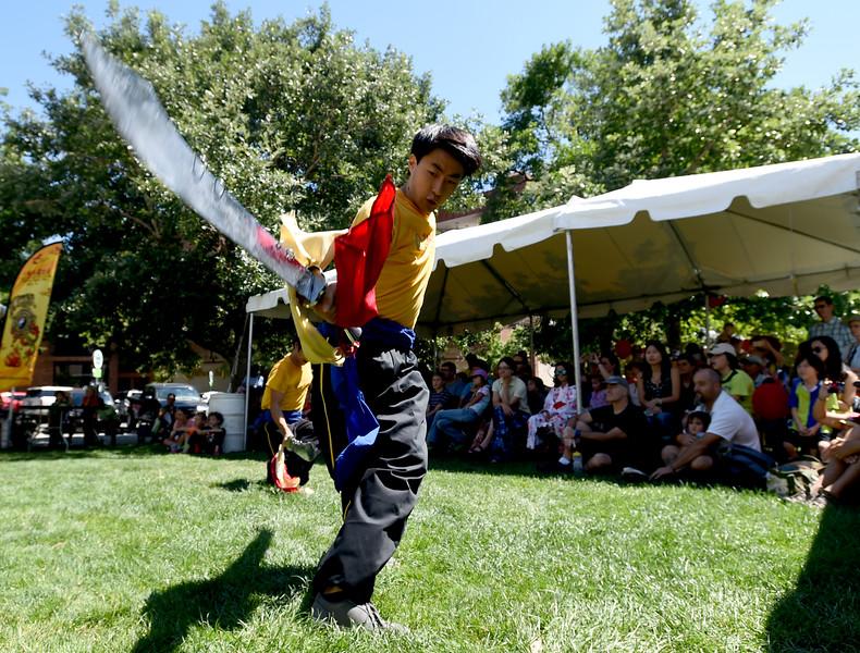 22nd Annual Boulder Asian Festival