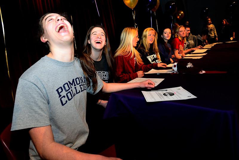 Boulder High Signing Day