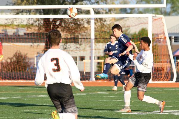 Prairie vs. Xavier Boys' Soccer 5/17/16