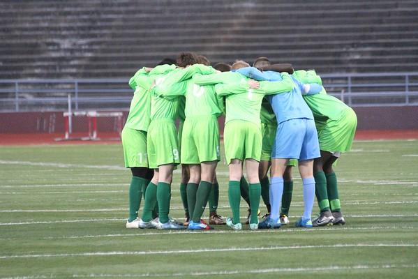 Washington vs.Kennedy Boys' Soccer 4/19/16