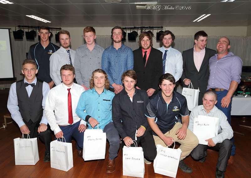2016 Youth League Minor Premiers and Grand Finalists.