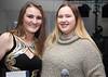 Jessie Jane Abnett (Sportswriter's Award) & Makayla Walker (WMG Media)