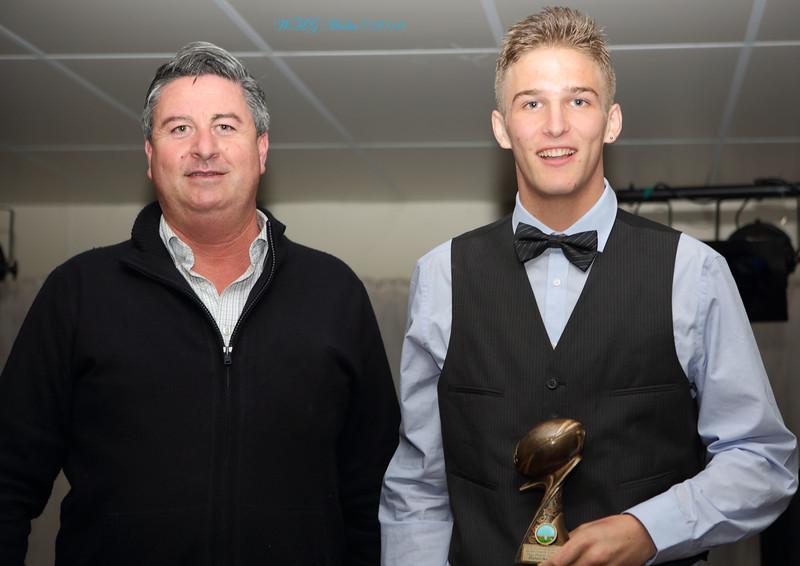 Stan Waldren & Dylan Arabin. (Leading points scorer 2016)