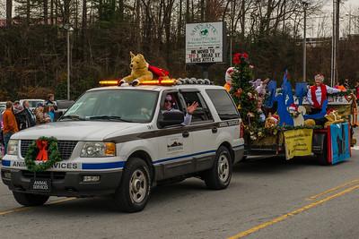2016 Brevard Christmas Parade -25