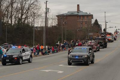 2016 Brevard Christmas Parade -7