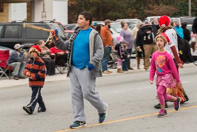 2016 Brevard Christmas Parade -16