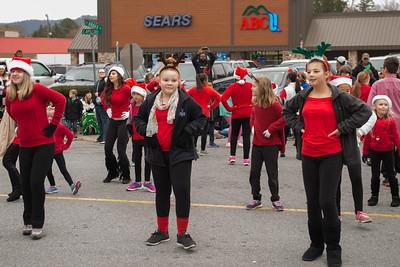 2016 Brevard Christmas Parade -4
