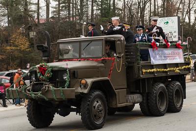 2016 Brevard Christmas Parade -11