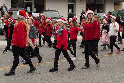 2016 Brevard Christmas Parade -3