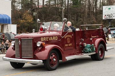 2016 Brevard Christmas Parade -10