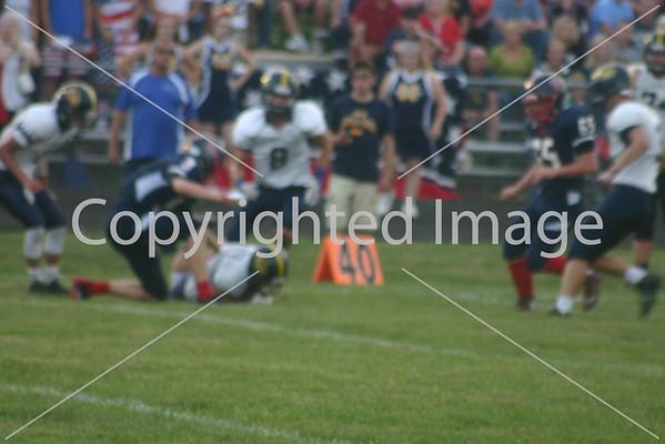 2016 Britton Deerfield Football