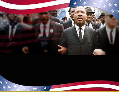 Bro. Dr. Martin L. King Jr. Holiday Photos