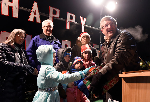 Broomfield Holiday Tree Lighting