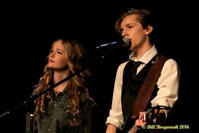 Abby Stewart & Beamer Wigley CD party - CCMA 2016 1730a