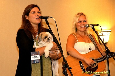 Jill Snell & Dani Strong - Music Rescues - CCMA 2016 1498a