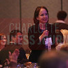 Vicki Hafele of Duncan-Parnell Inc. gives her younger self advice at the CFO of the Year Awards.