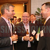 Attendees network before the start of the CFO of the Year Awards.