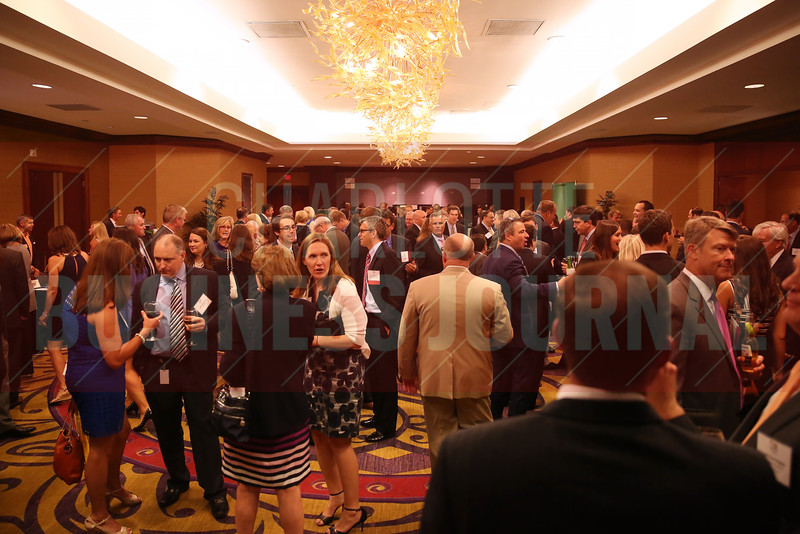 Hundreds gathered for the CFO of the Year Awards at the HIlton Charlotte Center City on Thursday evening to honor this year's extraordinary financial executives.