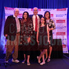 Tim Rogers of Continental Tire the Americas, LLC poses for a photo with family after receiving his awards.