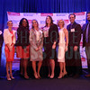 TalentBridge employees pose for a photo at the CFO of the Year Awards.