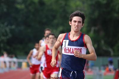 1600m Run Boys