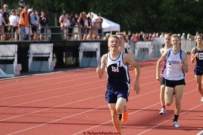 800m Run Boys