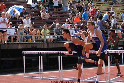 Sprint Hurdle Finals Girls Boys