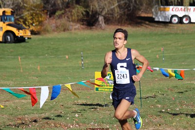 2016 Boys XC State Open Race