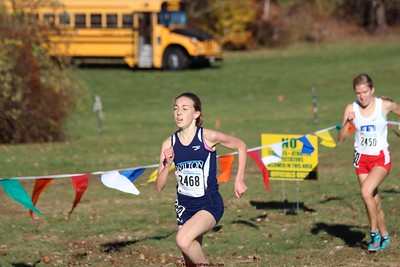 2016 Girls XC State Open Race