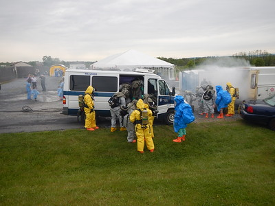 HERSHEY MEDICAL CENTER WMD TRAINING 5-18-2016
