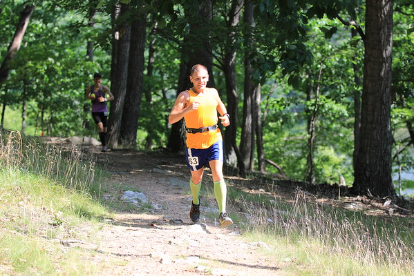 2016 Cacapon 12 Hour Challenge Trail Run