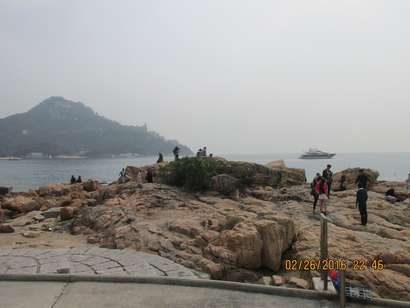0017 - Stanley Beach - Hong Kong China - Date/Time on Pic is Wrong