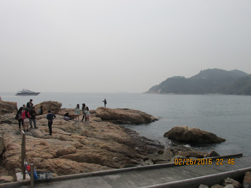 0018 - Stanley Beach - Hong Kong China - Date/Time on Pic is Wrong