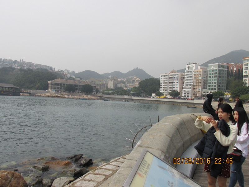 0020 - Stanley Beach - Hong Kong China - Date/Time on Pic is Wrong