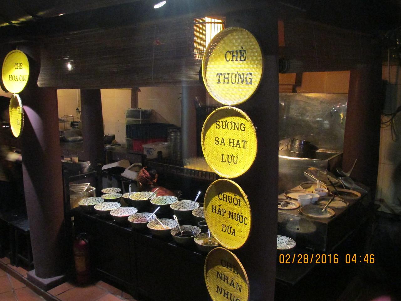 0062 - Quan An Ngon Restaurant on Phan Boi Chau - Hanoi Vietnam - Date Correct but Time on Pic is Wrong