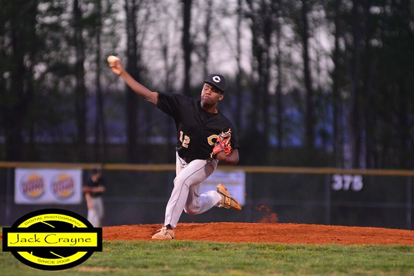 2016 Camden High School Baseball and Softball