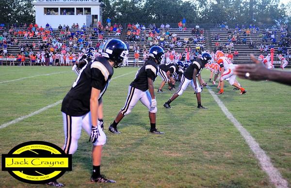 2016 Camden High School Football