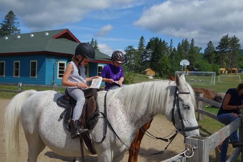 2016 Week Six Camp Journal
