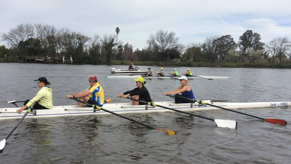 Stockton Feb '16 - Ryan - Day 3 (Sculling)