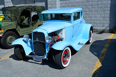 Beeton Honey Festival Car and Truck Show