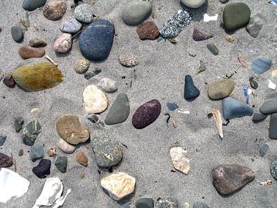 Zen rockscape