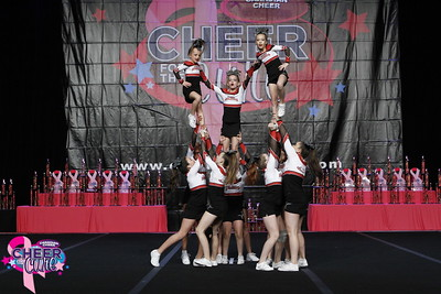 All Star Athletics Eclipse Small Junior A2
