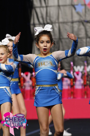 Beach Cheer Athletics Surge Large Youth 2
