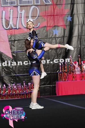 Champion Cheer Academy TROPICAL ECLIP5E Small Junior A1